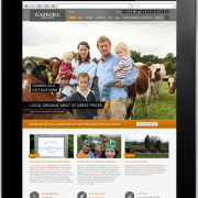 gazegill organic farm ecommerce website