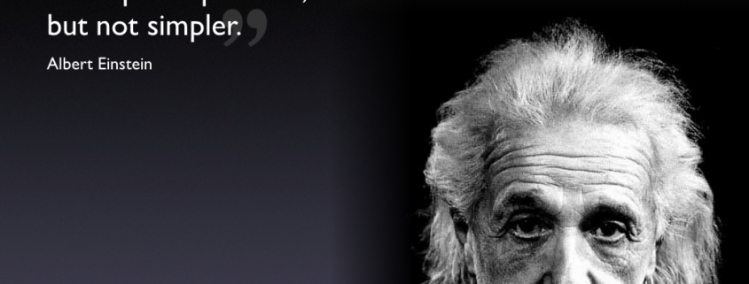 """I have no special talent, I am only passionately curious."" – Albert Einstein"